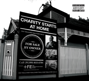 Phonte- Charity Starts At Home Album Cover