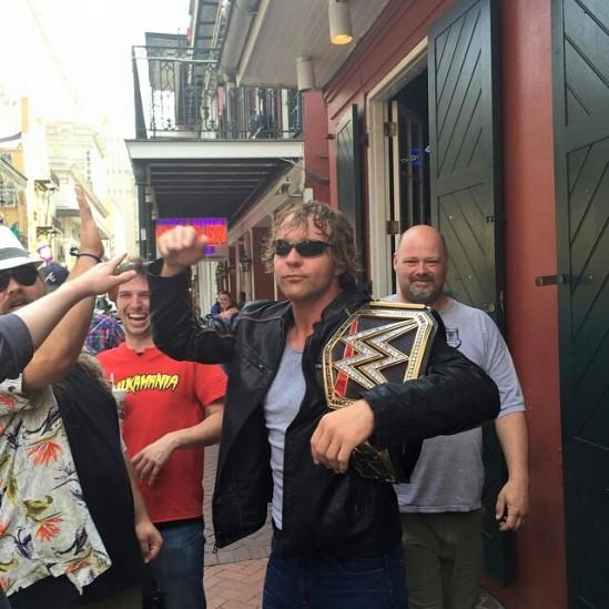 Ambrose Belt 3