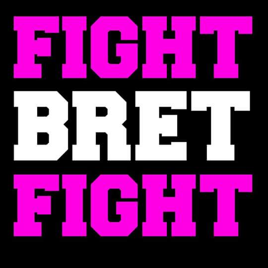 Bret Hart Fight Cancer