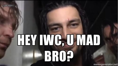 IWC fools