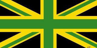 Jamaican Union Jack