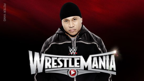 LL Cool J WrestleMania 31