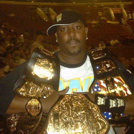MIKE KNOXXX CHAMPIONSHIP BELT KING
