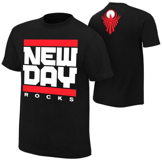 NEW DAY ROCKS SHIRT