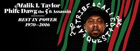 Phife Dawg cover photo