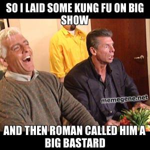 Ric Flair Nigga