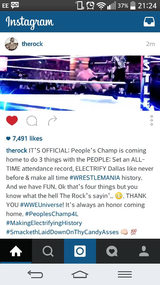 Rock WM32 Instagram