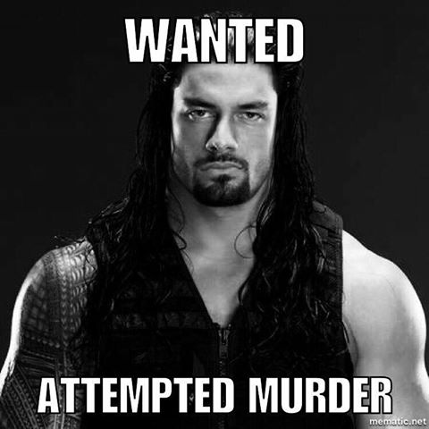 Roman Wanted Dead or alive