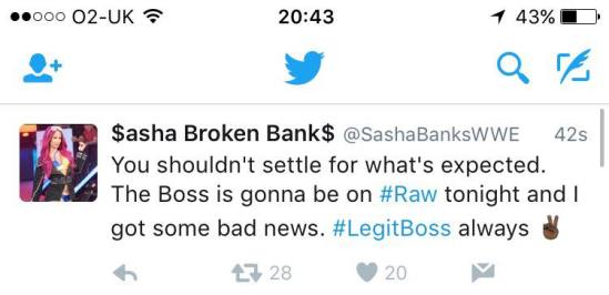 sasha banks mash up