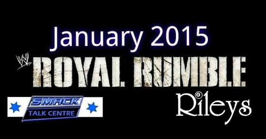 STC Royal Rumble 2015Jay