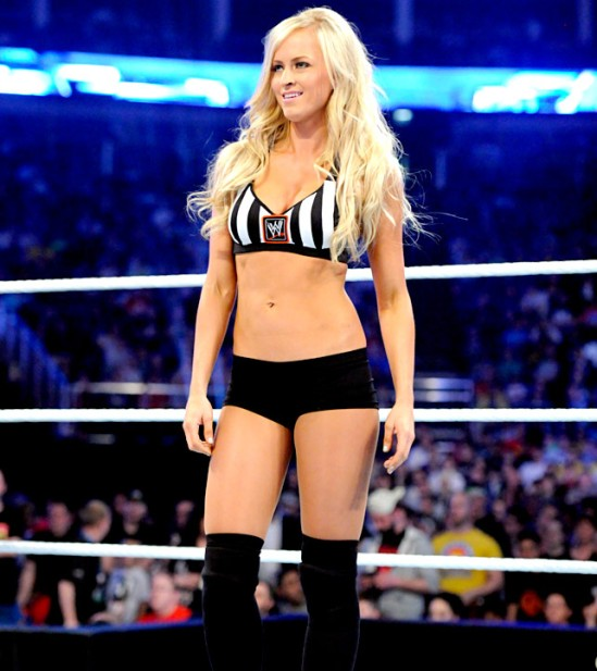 Summer Rae referee