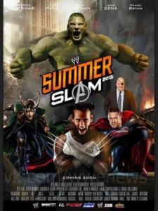 Summerslam Marvel