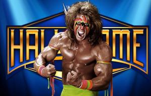 Ultimate Warrior Hall Of fame