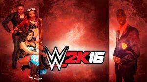 WWE2K16 GRANT BODY -P!