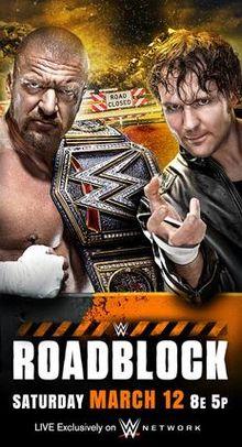 WWE_Roadblock_Poster