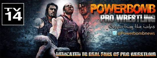 Powerbomb Pro Wrestling News Banner