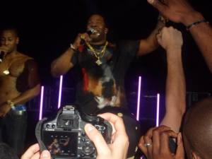 Busta Rhymes live