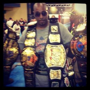 Mike Knoxxx championship belt king 2
