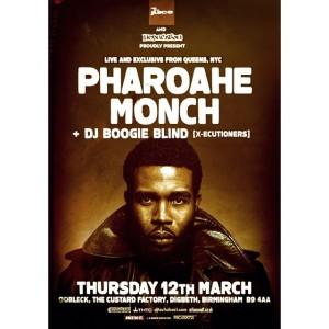 Pharoahe Monch flyer