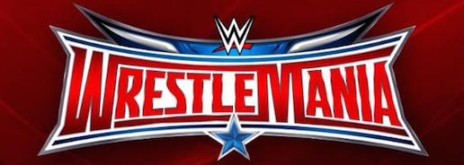 Big BIG WrestleMania 32 LOGO