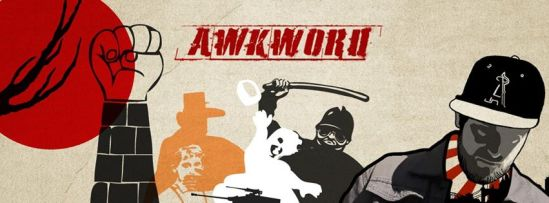AWKWORD banner