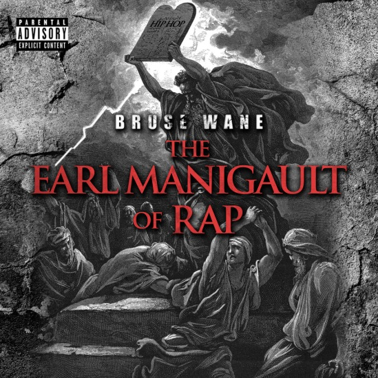 BruseWane New album