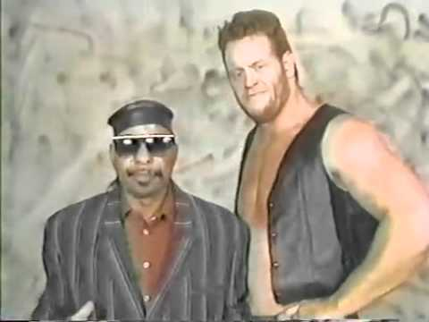 Teddy & Taker WCW