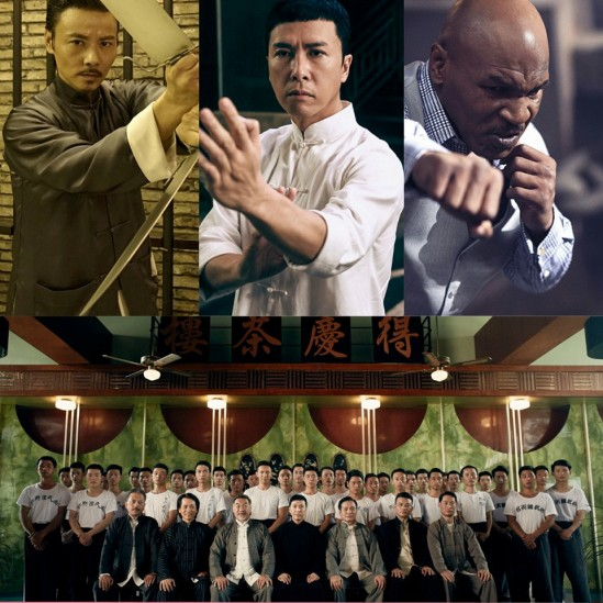 Ip Man 3 FB cover