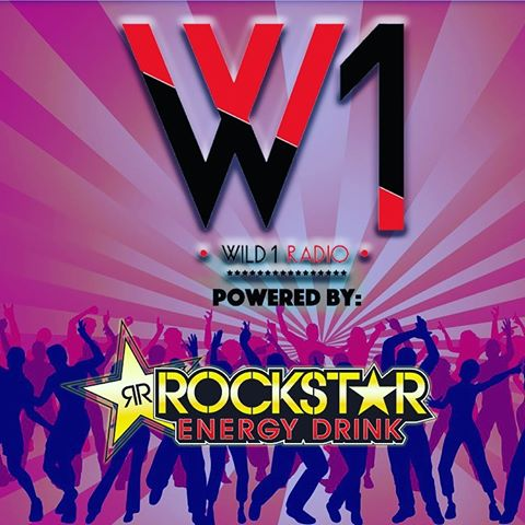 wild 1 rockstar energy drink