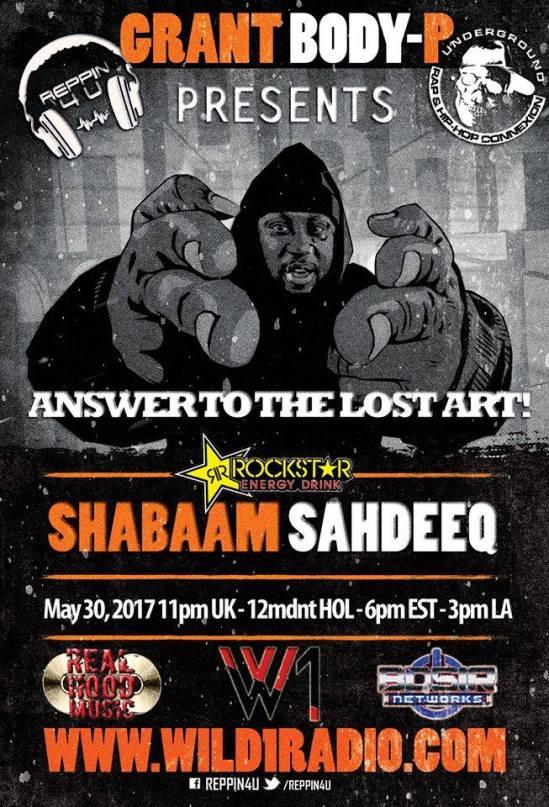 RePPiN4U Shabaam Sahdeeq