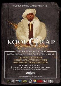 Kool G Rap Live