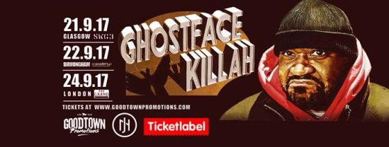 Ghostface Killah Bham