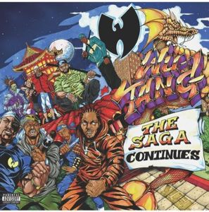wu tang the saga continues artwork maybe
