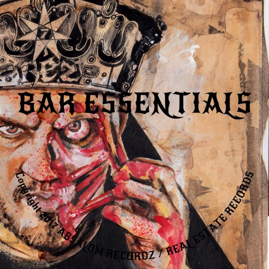 BAR ESSENTIALS DISC IMAGE