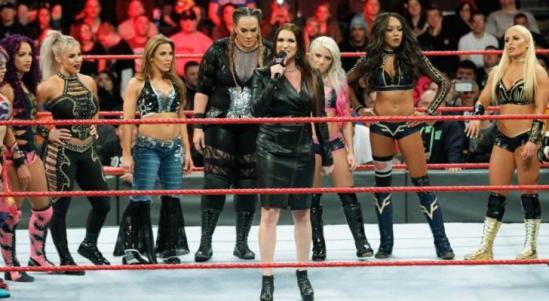 Steph Women's Royal Rumble