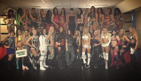 Womens Royal Rumble smashed it