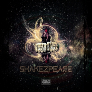 Front Cover -Troubled - Shakezpeare