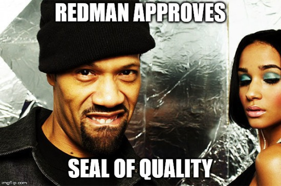 Redman approves