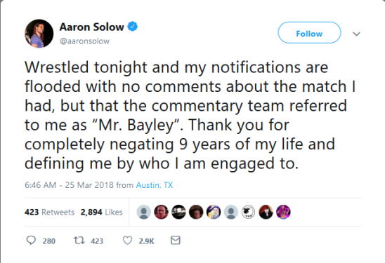 Screenshot-2018-4-3 Aaron Solow on Twitter Wrestled tonight and my notifications are flooded with no comments about the mat[...]