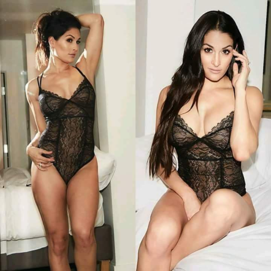 Nikki Bella victoria secret