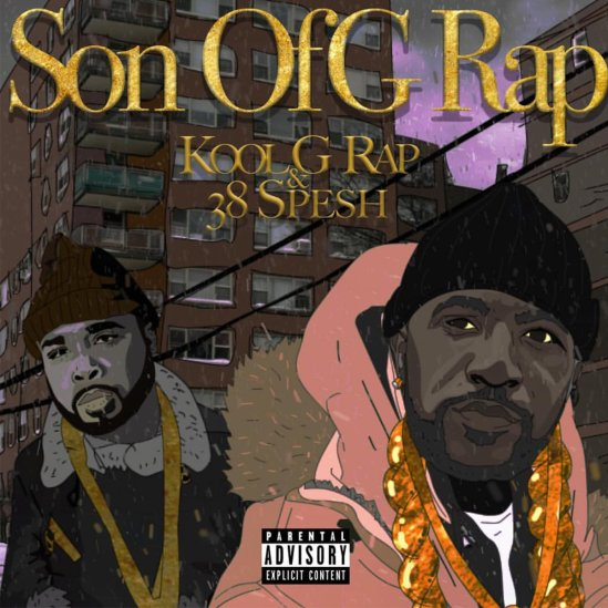 Kool G rap 38 spesh