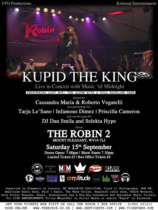 Kupid Robin Flyer 1