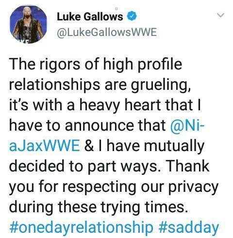 Luke Gallows epic fail