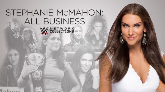 Stephanie all business