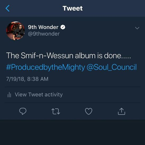 9th wonder smif n wessun soul council